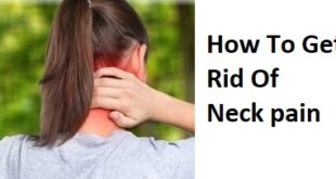 Cure Neck Pain