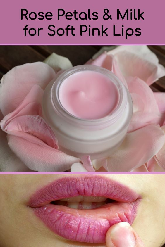 Cure Chapped Lips