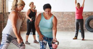 Stay Fit After Age 40