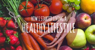 Started A Healthy Living