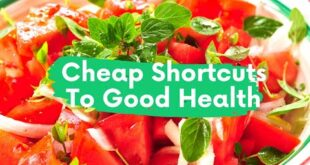 Shortcuts For Healthy Life