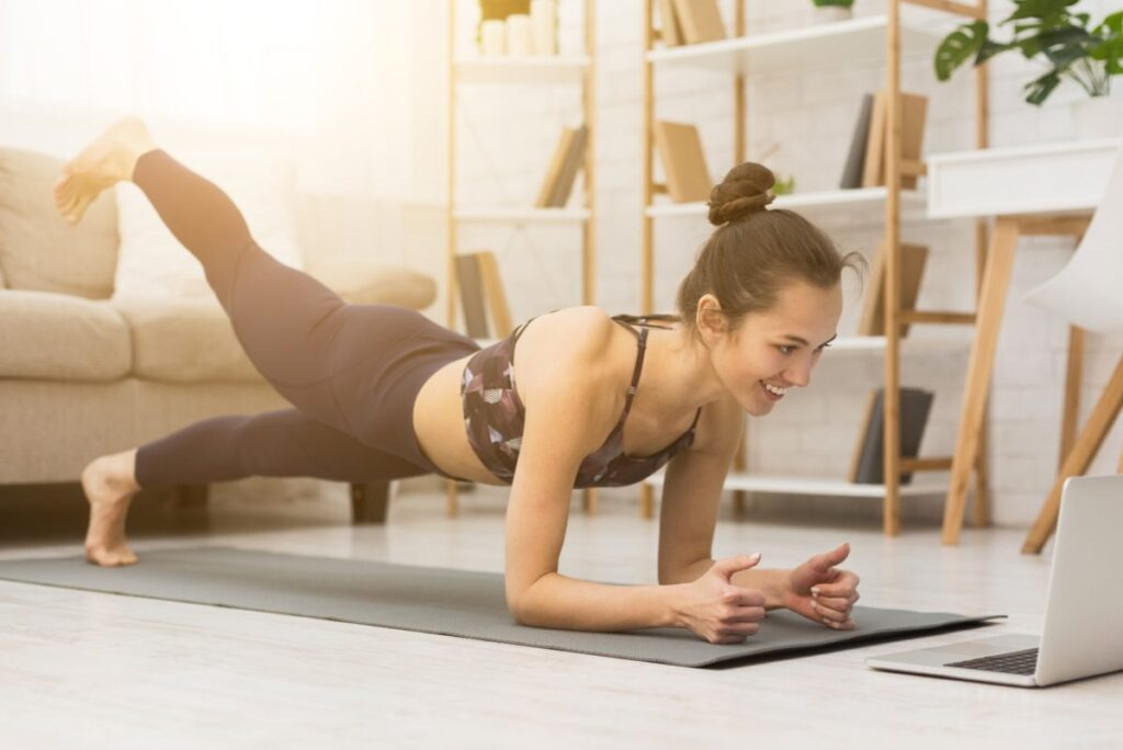 Fitness Simple exercises