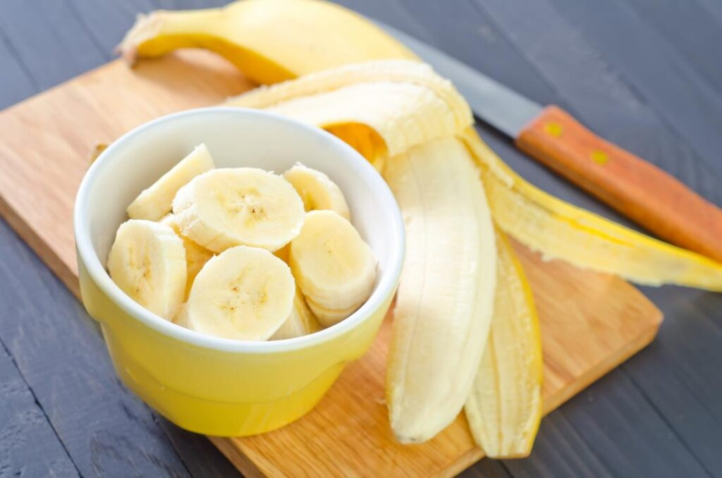 Workout Diet banana