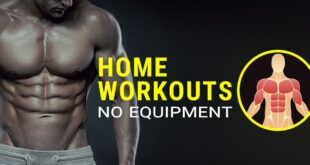 without equipment home exercises